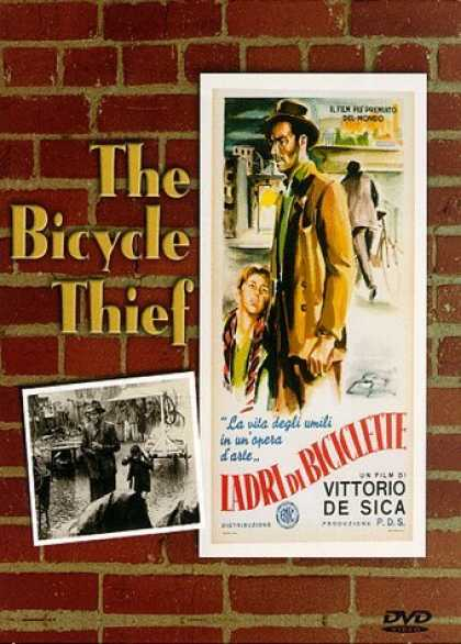 Bestselling Movies (2006) - The Bicycle Thief by Vittorio De Sica