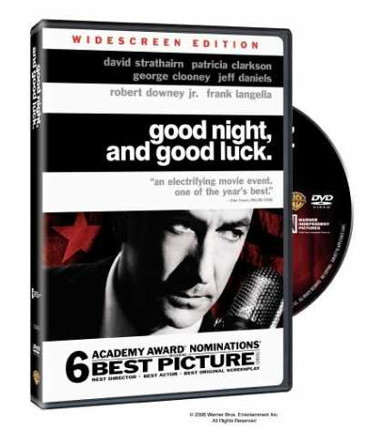 Bestselling Movies (2006) - Good Night, and Good Luck (Widescreen Edition)