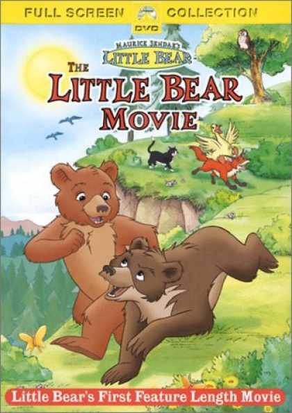 Bestselling Movies (2006) - The Little Bear Movie by Raymond Jafelice