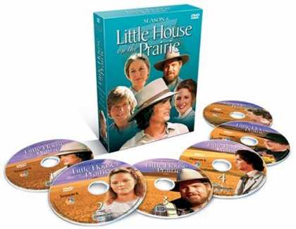 Bestselling Movies (2006) - Little House on the Prairie - The Complete Season 6 by Maury Dexter