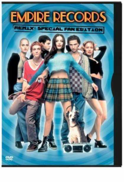 Bestselling Movies (2006) - Empire Records (Remix! Special Fan Edition) by Allan Moyle