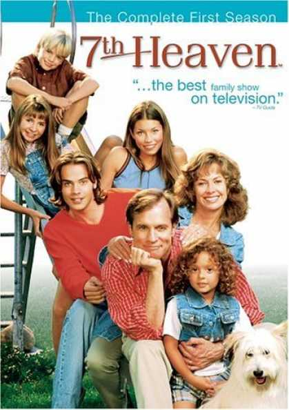 Bestselling Movies (2006) - 7th Heaven - The Complete First Season