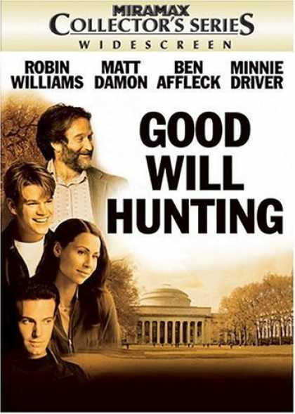 Bestselling Movies (2006) - Good Will Hunting (Miramax Collector's Series) by Gus Van Sant