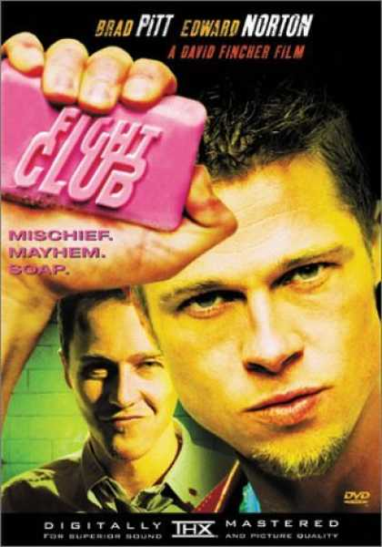 Bestselling Movies (2006) - Fight Club (Single Disc Edition) by David Fincher