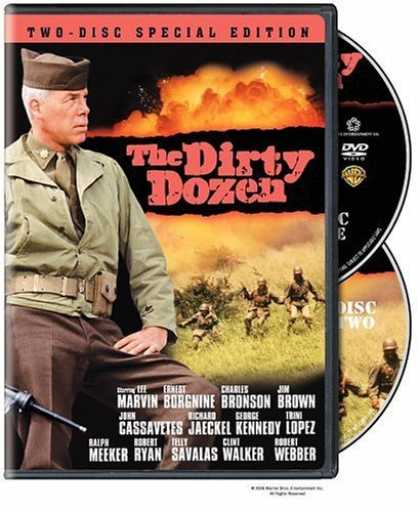 Bestselling Movies (2006) - The Dirty Dozen (Two-Disc Special Edition) by Robert Aldrich