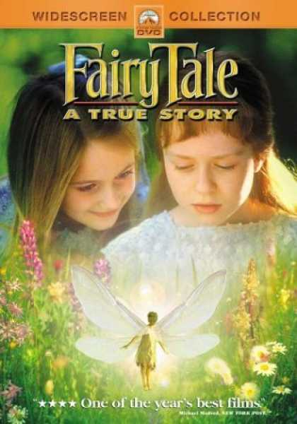 Bestselling Movies (2006) - Fairy Tale - A True Story by Charles Sturridge