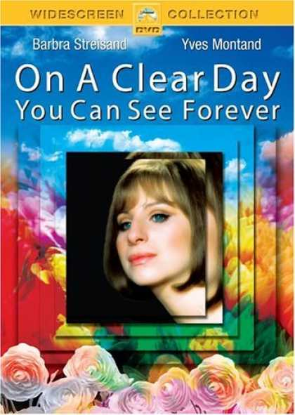 Bestselling Movies (2006) - On a Clear Day You Can See Forever by Vincente Minnelli