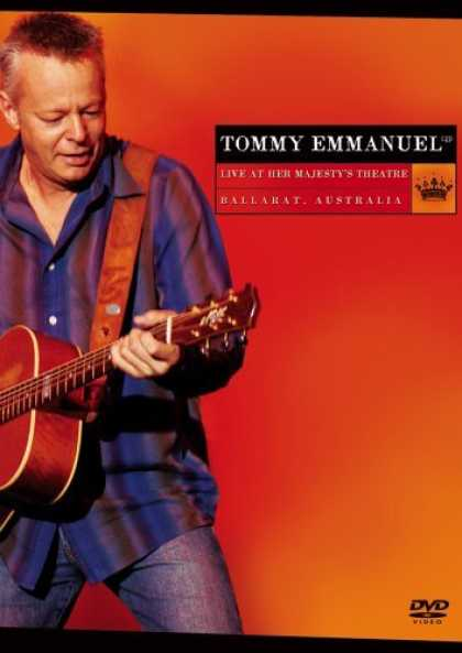 Bestselling Movies (2006) - Tommy Emmanuel - Live at Her Majesty's Theatre