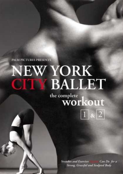 Bestselling Movies (2006) - New York City Ballet: The Complete Workout, Vol. 1 and 2