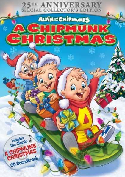 Bestselling Movies (2006) - Alvin and the Chipmunks - A Chipmunk Christmas (25th Anniversary Special Collect