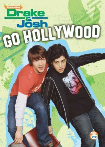 Bestselling Movies (2006) - Drake and Josh Go Hollywood - The Movie by Steve Hoefer