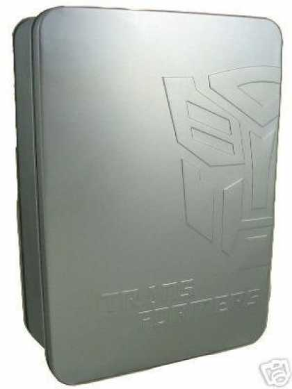Bestselling Movies (2006) - TRANSFORMERS Generation 1 (G1) : Complete DVD Box Set 15 Discs (98 Episodes+The