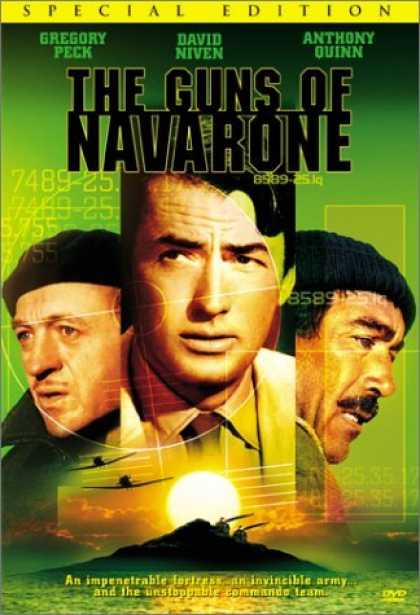 Bestselling Movies (2006) - The Guns of Navarone (Special Edition) by J. Lee Thompson