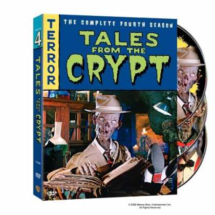 Bestselling Movies (2006) - Tales from the Crypt - The Complete Fourth Season
