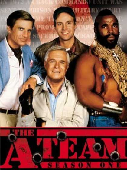 Bestselling Movies (2006) - The A-Team - Season One by Ivan Dixon