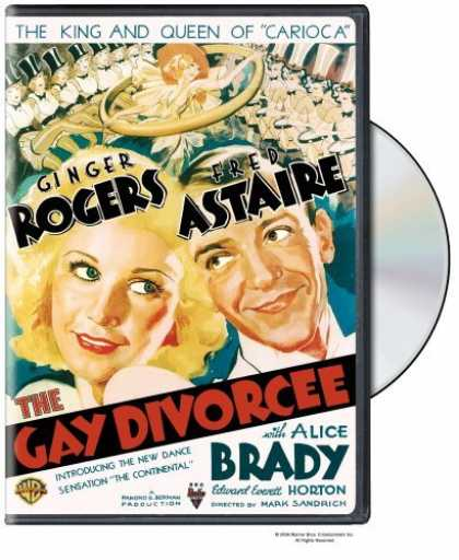 Bestselling Movies (2006) - The Gay Divorcee by Mark Sandrich