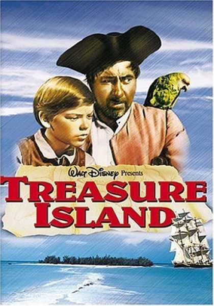 Bestselling Movies (2006) - Treasure Island by Byron Haskin