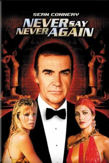 Bestselling Movies (2006) - Never Say Never Again by Irvin Kershner
