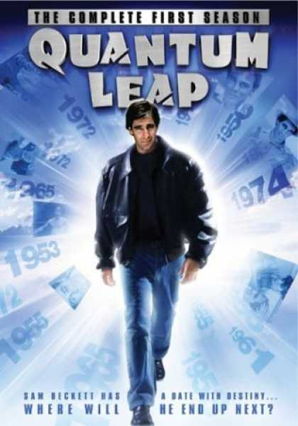 Bestselling Movies (2006) - Quantum Leap - The Complete First Season by Ivan Dixon