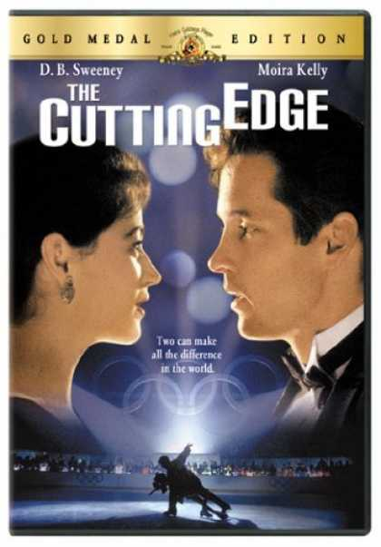 Bestselling Movies (2006) - The Cutting Edge - Gold Medal Edition by Paul Michael Glaser