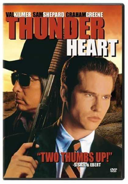 Bestselling Movies (2006) - Thunderheart by Michael Apted