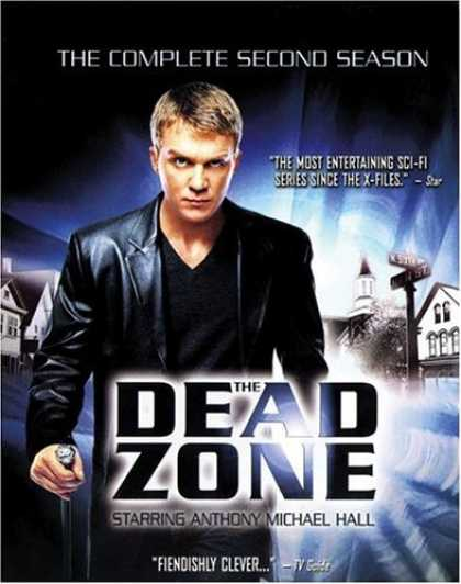 Bestselling Movies (2006) - The Dead Zone - The Complete Second Season by Jefery Levy