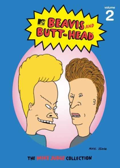 Bestselling Movies (2006) - Beavis & Butt-head - The Mike Judge Collection, Vol .2