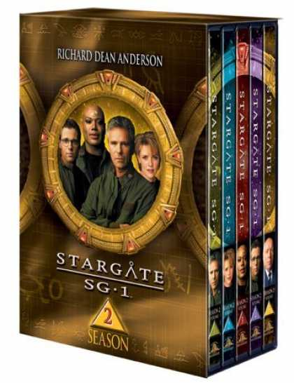 Bestselling Movies (2006) - Stargate SG-1 Season 2 Boxed Set by Martin Wood