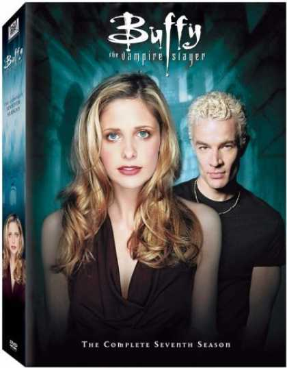 Bestselling Movies (2006) - Buffy the Vampire Slayer - The Complete Seventh Season (Slim Set)