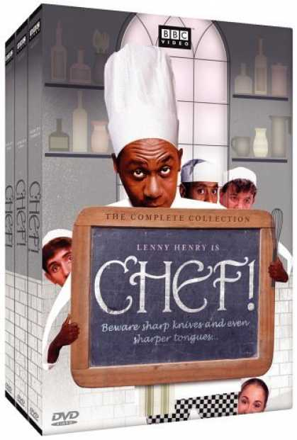 Bestselling Movies (2006) - Chef! - The Complete Collection (Series 1-3) by John Birkin