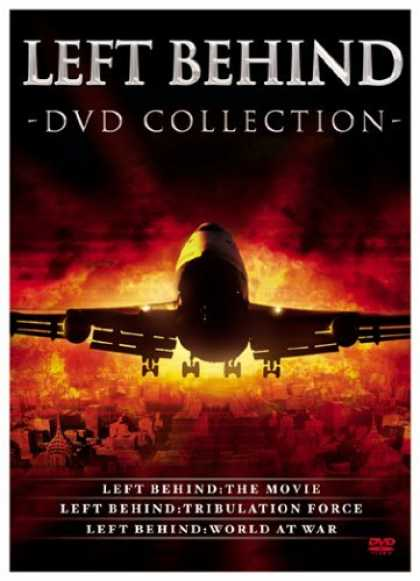 Bestselling Movies (2006) - Left Behind Collection (3pc) (Btb) by Vic Sarin