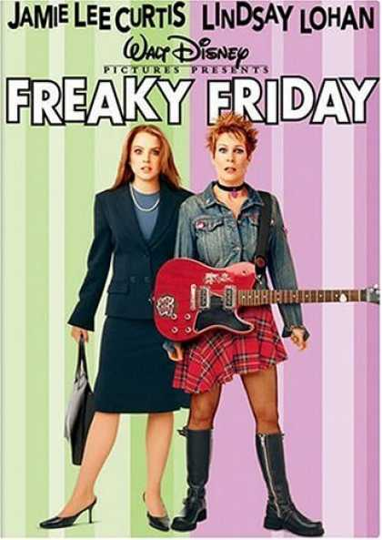 Bestselling Movies (2006) - Freaky Friday by Mark Waters (VIII)