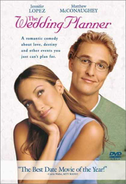 Bestselling Movies (2006) - The Wedding Planner