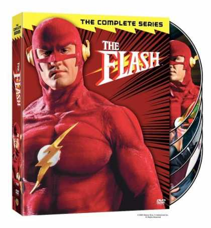 Bestselling Movies (2006) - The Flash - The Complete Series by Mario Azzopardi