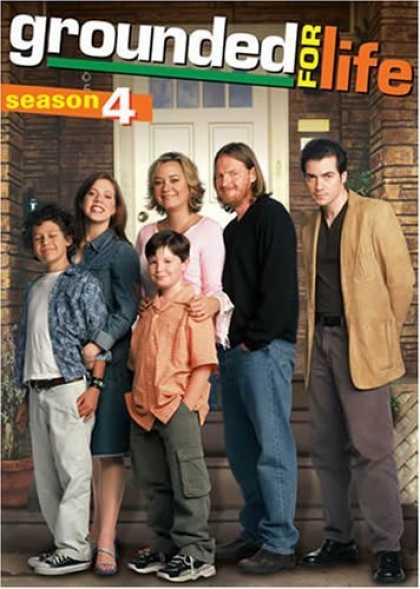Bestselling Movies (2006) - Grounded for Life - Season Four