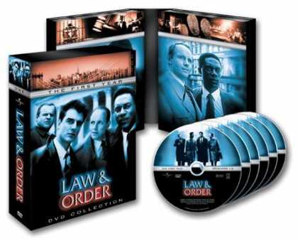 Bestselling Movies (2006) - Law & Order - The First Year