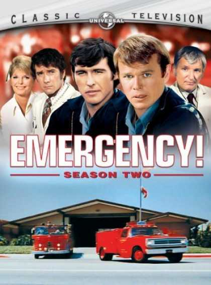 Bestselling Movies (2006) - Emergency - Season Two by Richard Newton