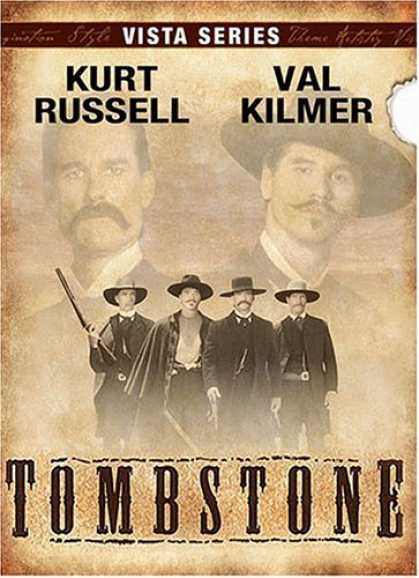 Bestselling Movies (2006) - Tombstone - The Director's Cut (Vista Series) by George P. Cosmatos