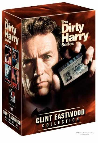Bestselling Movies (2006) - The Dirty Harry Collection (Dirty Harry/Magnum Force/The Enforcer/Sudden Impact/