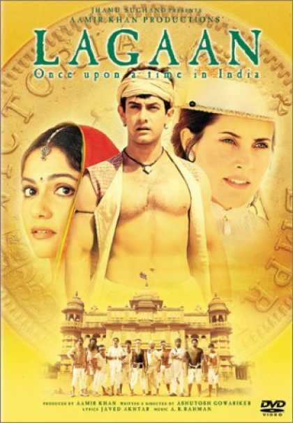 Bestselling Movies (2006) - Lagaan - Once Upon a Time in India by Ashutosh Gowariker