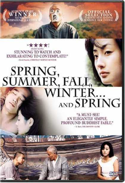 Bestselling Movies (2006) - Spring, Summer, Fall, Winter... and Spring
