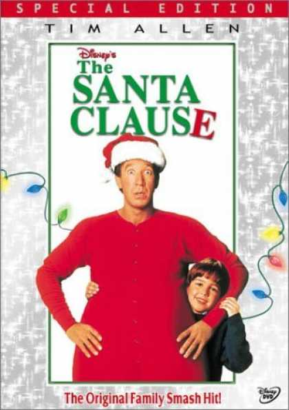 Bestselling Movies (2006) - The Santa Clause (Widescreen Special Edition)