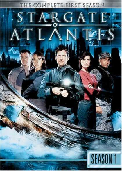 Bestselling Movies (2006) - Stargate Atlantis - The Complete First Season by Martin Wood