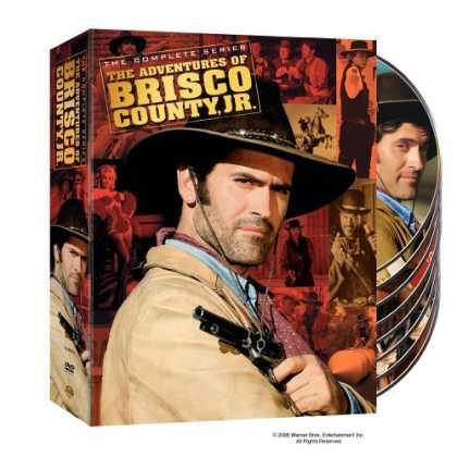 Bestselling Movies (2006) - The Adventures of Brisco County Jr. - The Complete Series by Larry Shaw