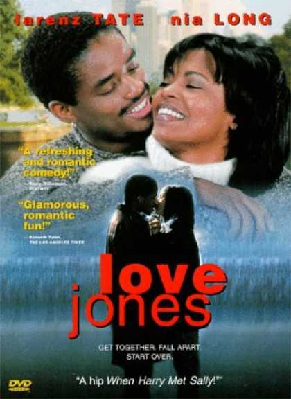 Bestselling Movies (2006) - Love Jones by Theodore Witcher