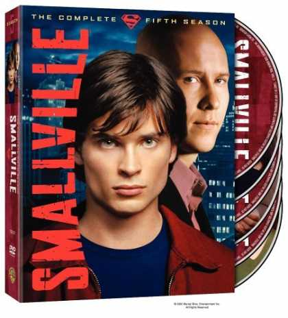 Bestselling Movies (2006) - Smallville - The Complete Fifth Season