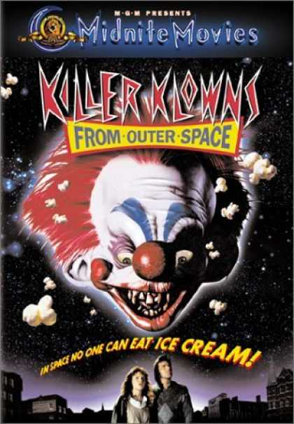 Bestselling Movies (2006) - Killer Klowns from Outer Space by Stephen Chiodo