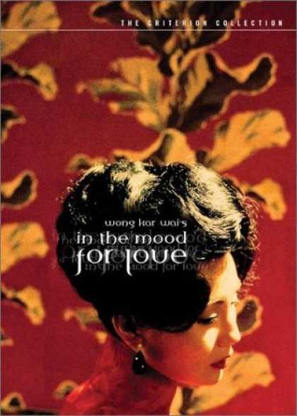 Bestselling Movies (2006) - In the Mood for Love - Criterion Collection