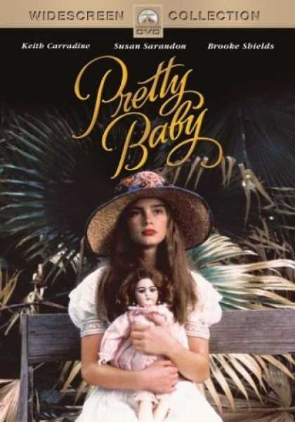 Bestselling Movies (2006) - Pretty Baby by Louis Malle