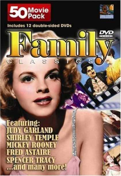 Bestselling Movies (2006) - Family Classics 50 Movie Pack Collection